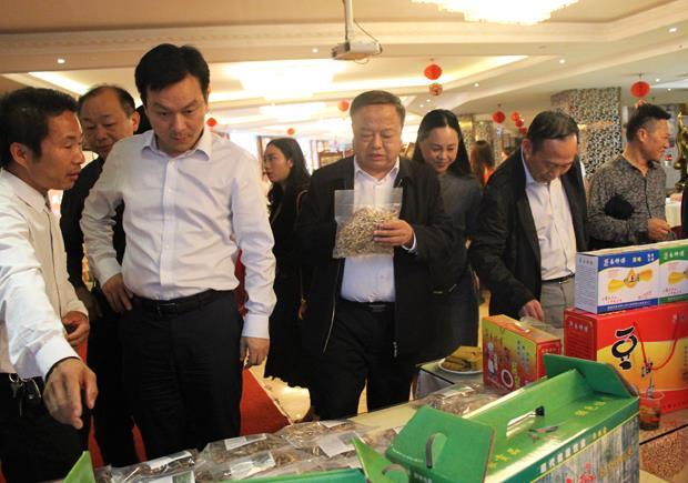 通城县举办首届美食品鉴会